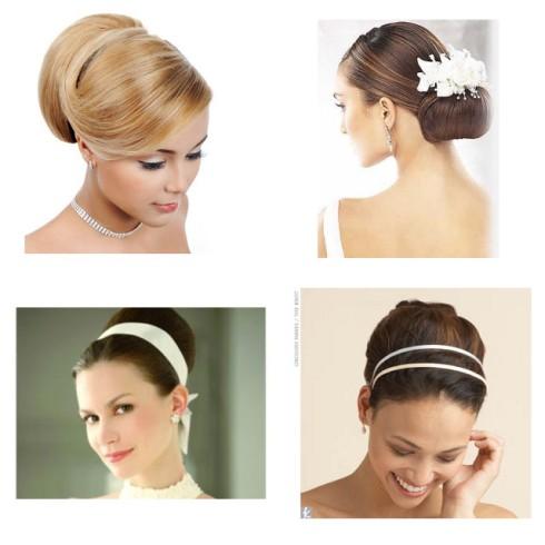 I capelli della sposa: quale acconciatura per il matrimonio?